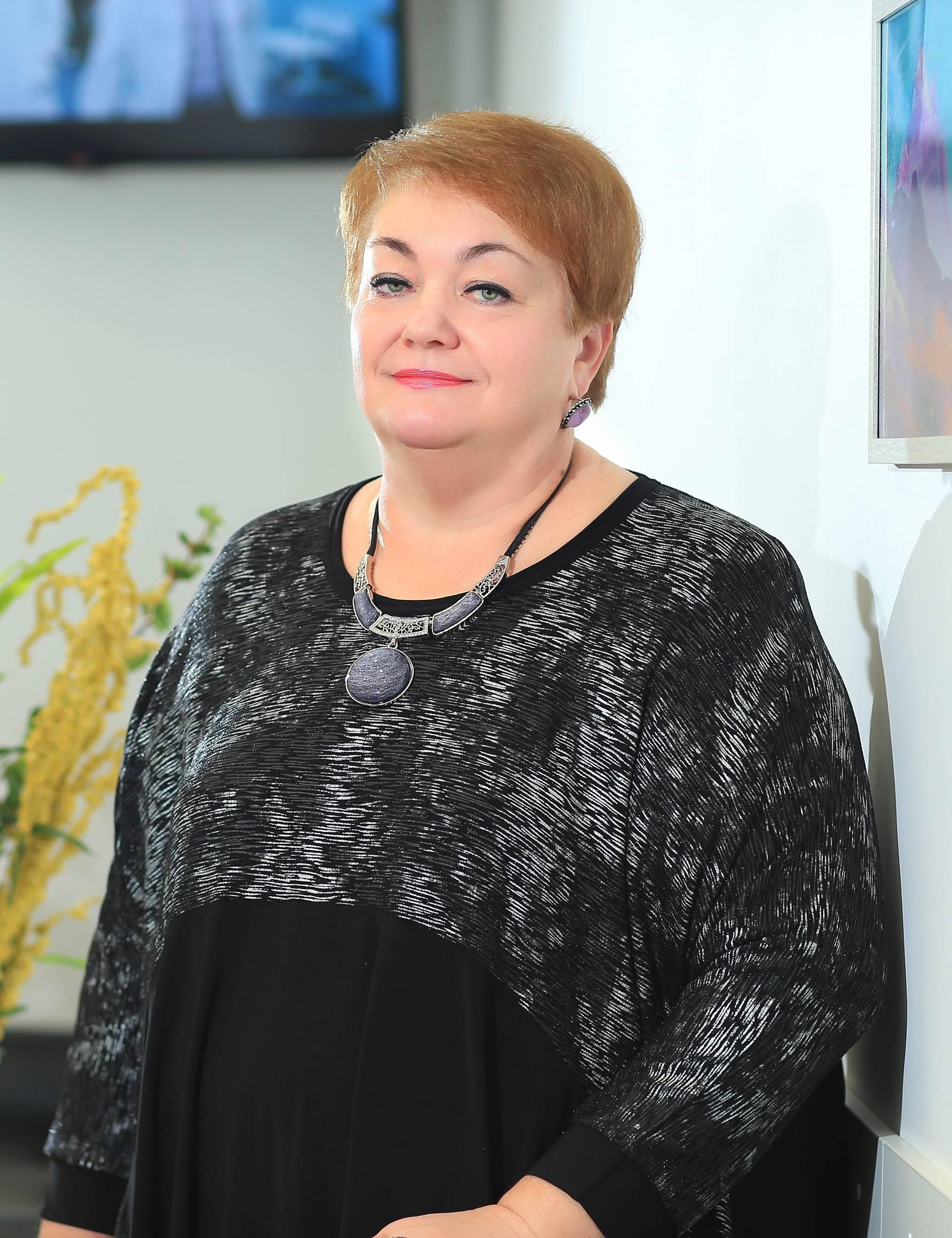 Либер<br> Инна Михайловна