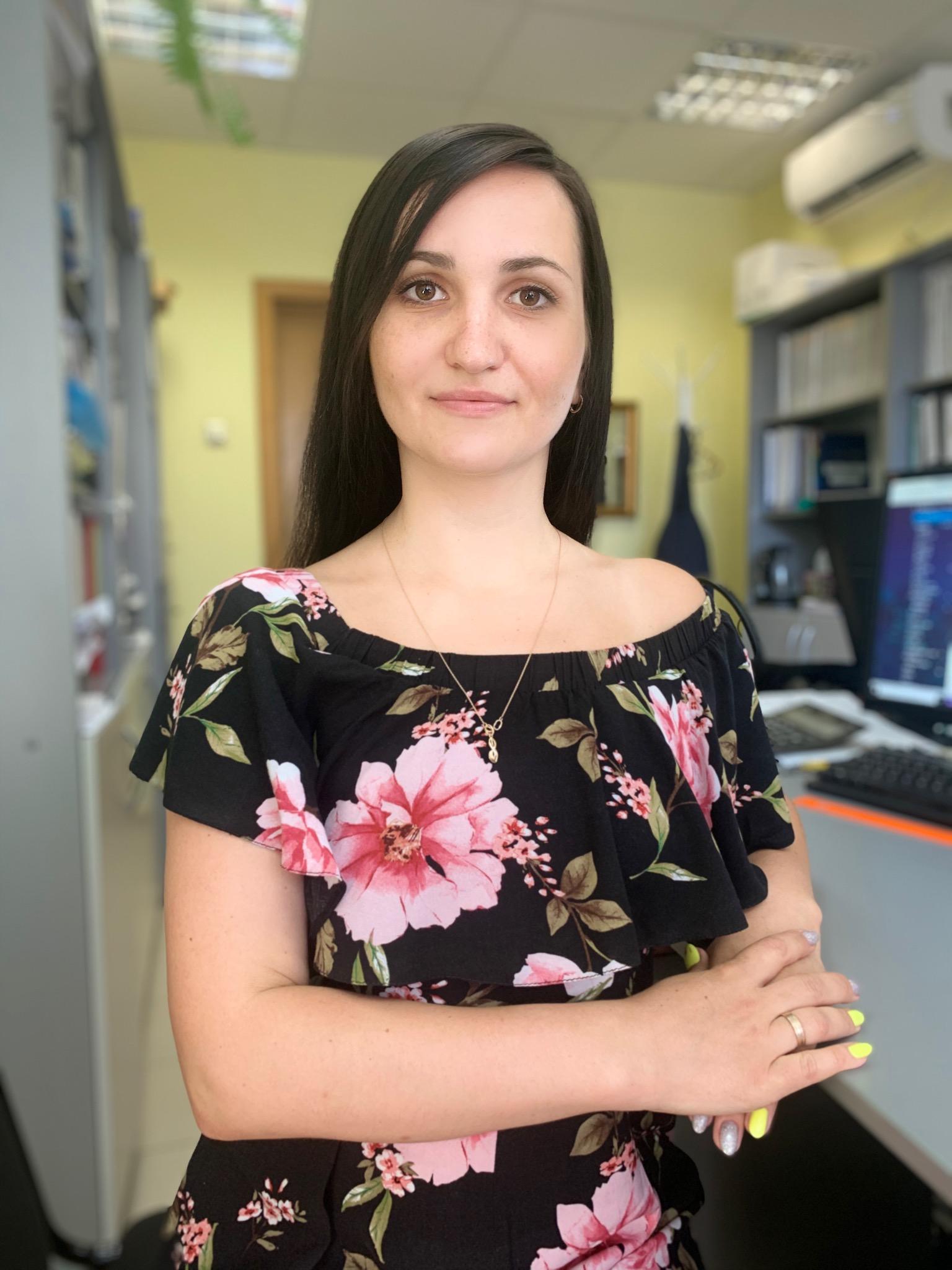 Аристова Виктория Викторовна