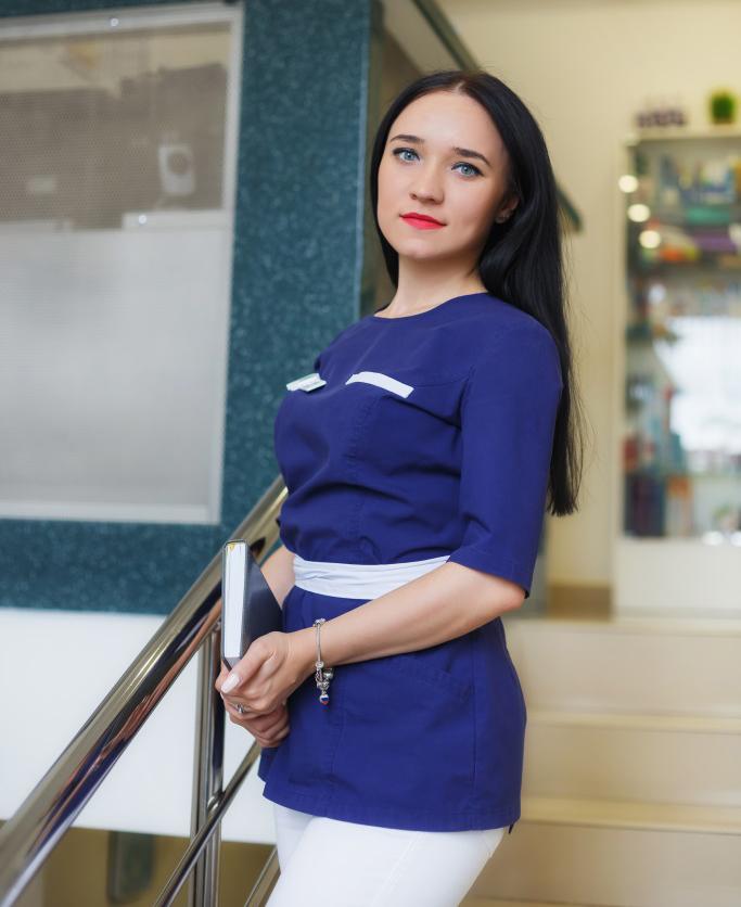 Кулагина <br> Юлия Александровна