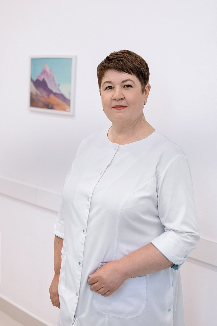 Рыжкина Лариса Николаевна