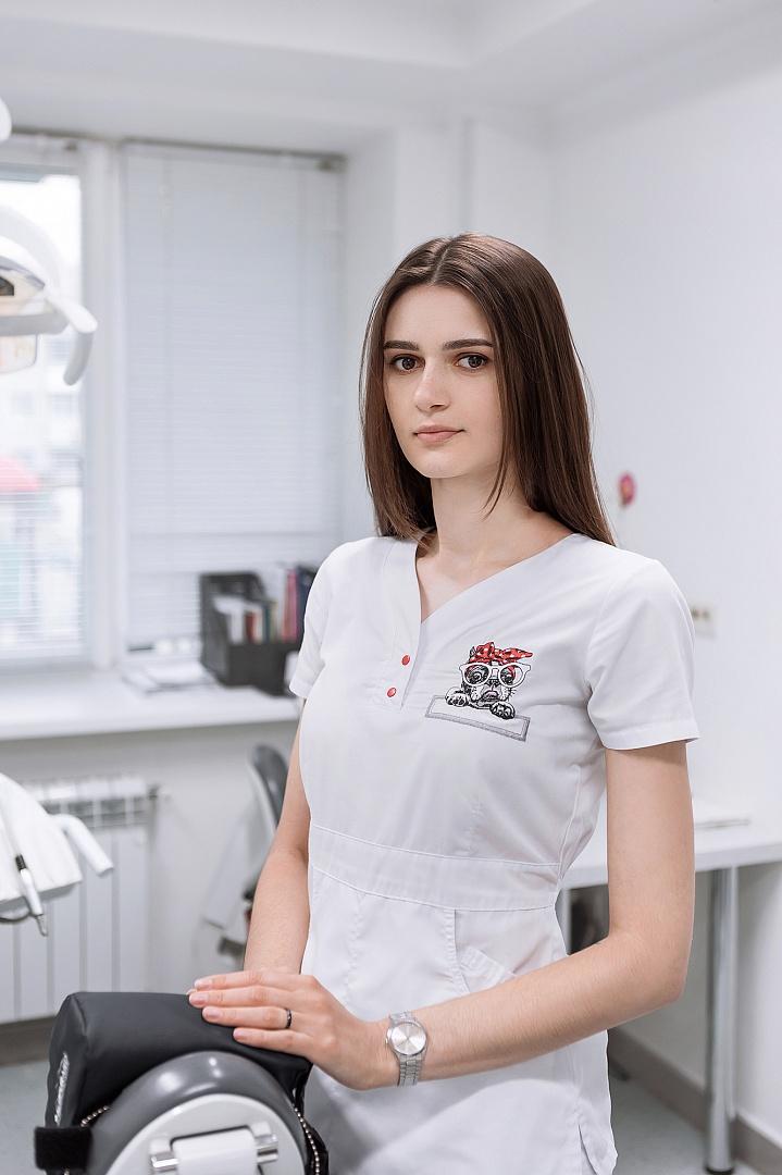 Саманцова <br> Анастасия Алексеевна